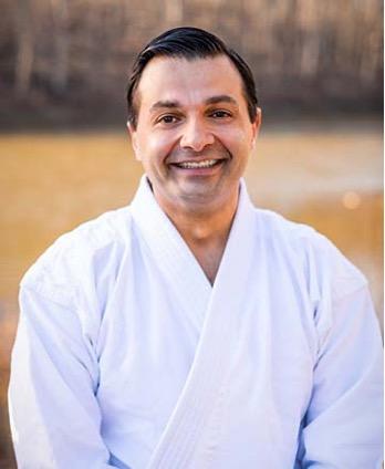"""Moji """"Mr. Ricky"""" Feizbakhsh   Wellness Center Director"""